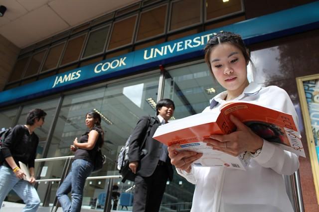 澳洲留學 詹姆士庫克大學 商業 學士 會計 Bachelor of Business Accounting James Cook University Brisbane