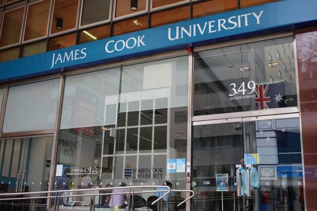 澳洲留學 詹姆士庫克大學 布里斯本校區  JCUB 獎學金