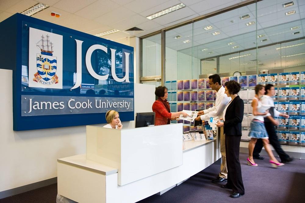 澳洲留學 詹姆士庫克大學 JCUB 學士 碩士 商業課程 澳洲布里斯本 jamescookuniversity brisbane