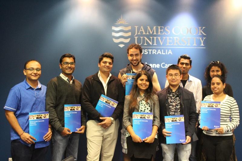澳洲留學 詹姆士庫克大學 JCUB 學士 碩士 商業課程 澳洲布里斯本 jamescookuniversitybrisbane