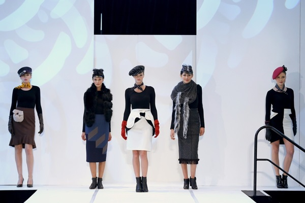 澳洲留學 墨爾本 坎根公立技術學院  kangan Institute 墨爾本留學 Kangan Institute Fashion Parade