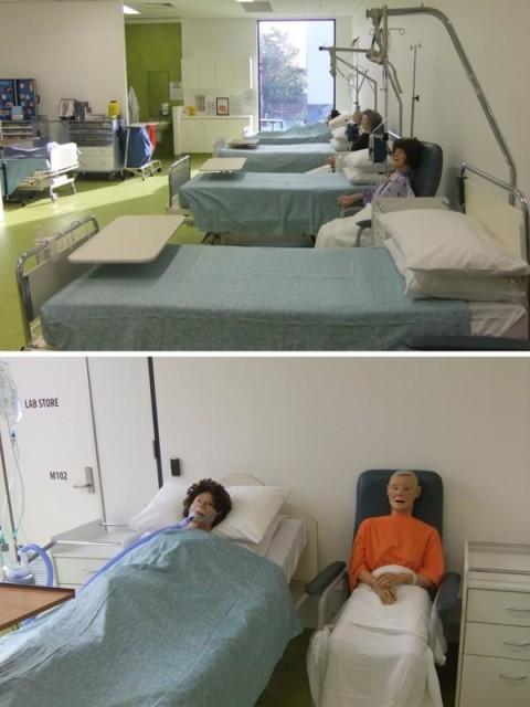 澳洲留學 墨爾本 坎根公立技術學院  kangan Institute 墨爾本留學 Kangan Nursing facilities