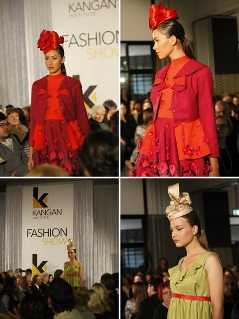 澳洲留學 墨爾本 坎根公立技術學院  kangan Institute 墨爾本留學 kangan fashion show