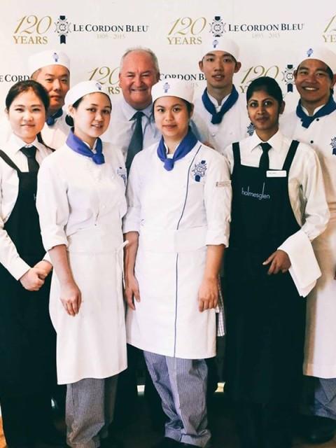 澳洲留學 澳洲進修 澳洲遊學法國藍帶廚藝學院 伯斯校區 學士學位課程 Le Cordon Blue 廚藝學校