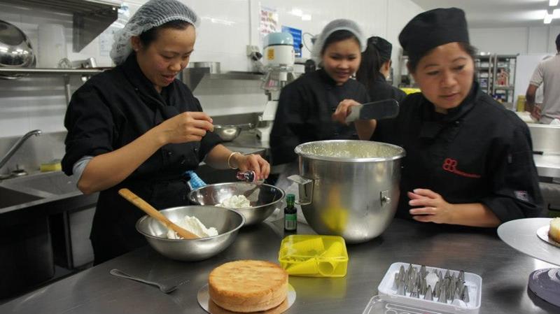 澳洲遊學 澳洲讀書 澳洲學技術 墨爾本 專科學校 Baxter Institute Bakery 2