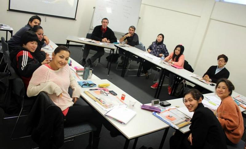 澳洲遊學 澳洲讀書 澳洲學技術 墨爾本 專科學校 Baxter Institute ESL 1