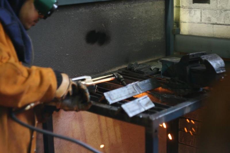 澳洲遊學 澳洲讀書 澳洲學技術 墨爾本 專科學校 Baxter Institute Fabrication 3