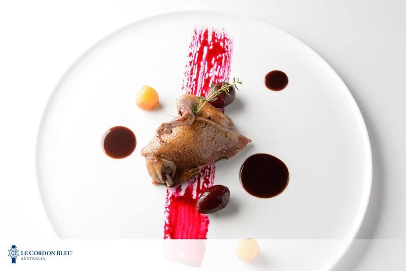 澳洲留學 藍帶廚藝學院 lecordonbleu 料理課程 cuisine 甜點課程 pâtisserie 澳洲雪梨