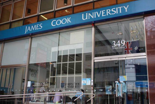 澳洲留學 澳洲詹姆士庫克大學布里斯本校區  MBA , Master of Business Administration 工商管理碩士James Cook University Brisbane  JCUB