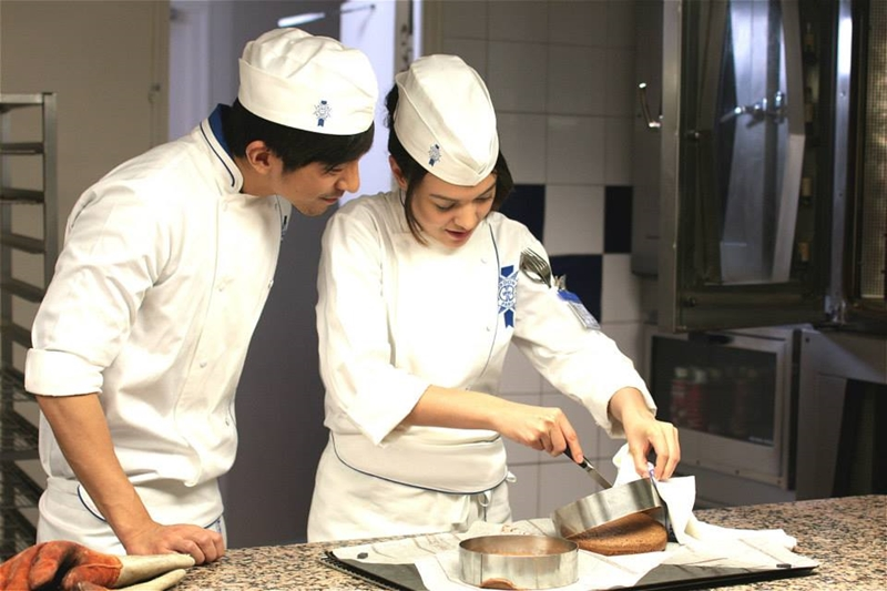 澳洲留學 lecordonbleu 藍帶廚藝學院 雪梨 法式甜點 三級證書課程 帶薪實習 CERTIFICATE III IN PÂTISSERIE
