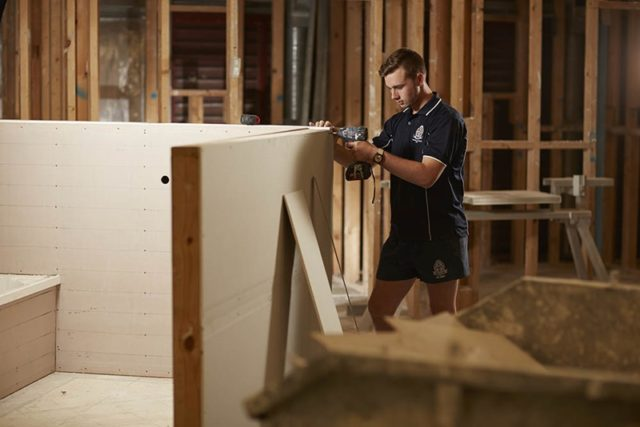 澳洲留學 木工