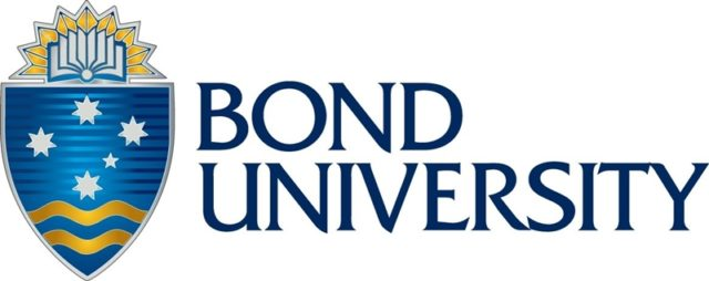 Image result for Bond University ( 澳洲) logo