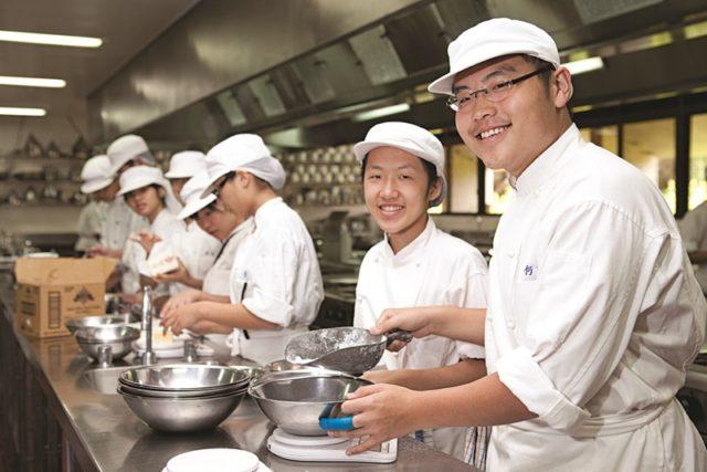 澳洲留學 廚藝課程