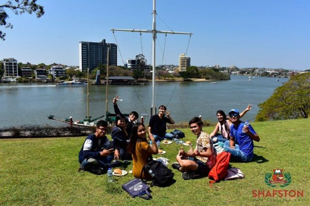 澳洲遊學 語言學校