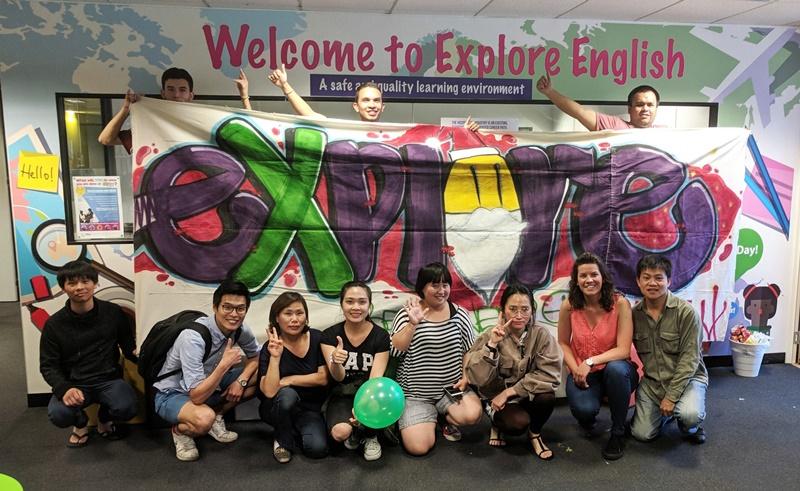澳洲遊學 Explore English