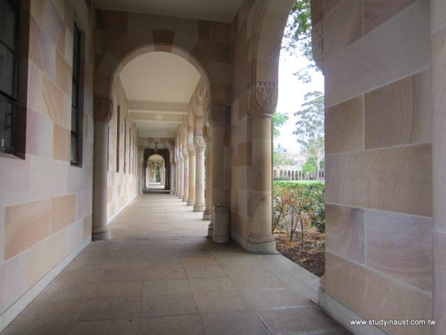 UQ 昆士蘭大學4