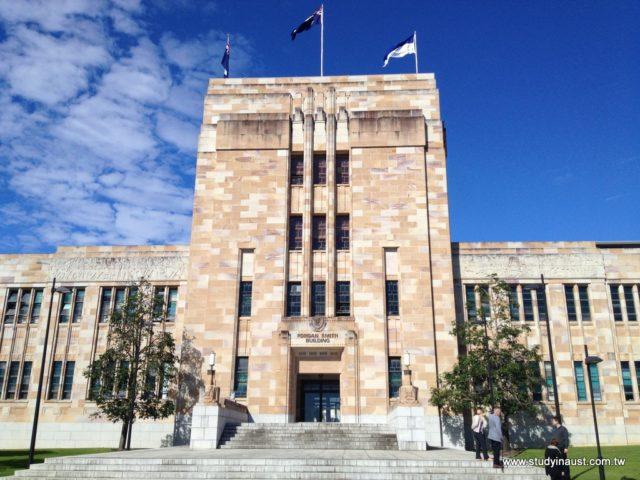 UQ 昆士蘭大學5