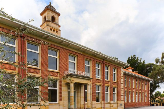 UWA 西澳大學