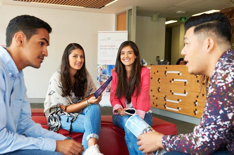 11 Navitas English Perth student area