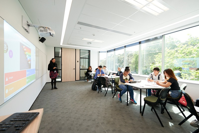 14 Navitas English Sydney classroom