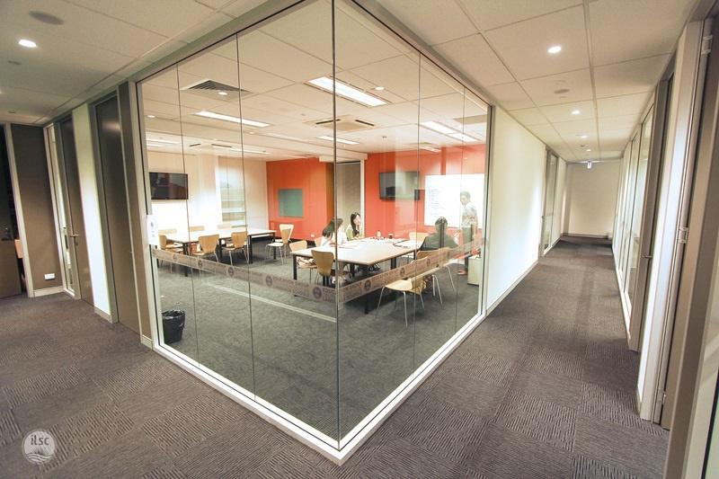 寬敞舒適的學習空間