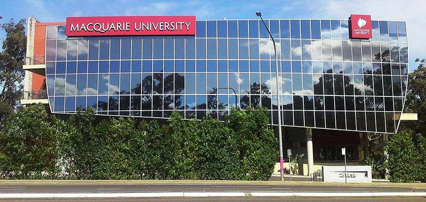 麥考瑞大學 Macquarie University