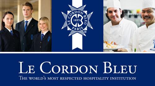 澳洲留學 – Le Cordon Bleu藍帶廚藝學院