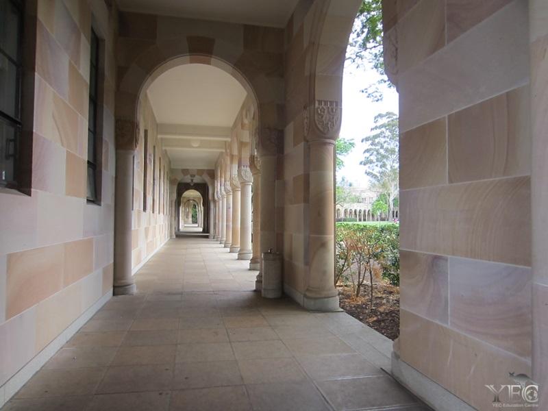澳洲留學-令人流連忘返的昆士蘭大學 (The University of Queensland)