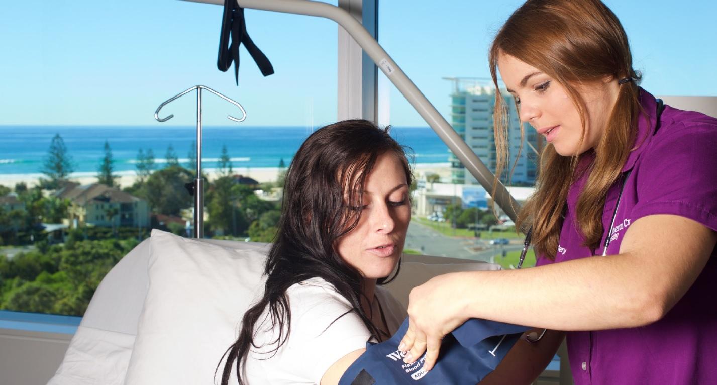 澳洲護理課程 SCU EPIQ