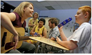 澳洲留學—音樂治療師  音樂治療研究所課程