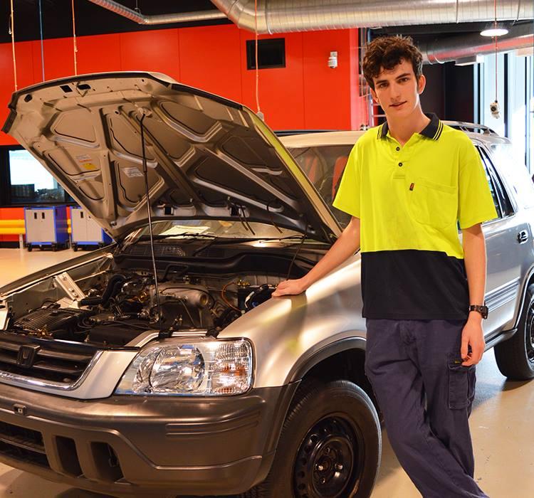澳洲留學 澳洲要的就是你 汽車修護專業課程