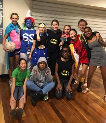 澳洲留學 Clayfield College 住校生的瘋狂活動!