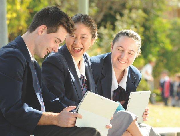 澳洲中學 坎特伯雷學院 Canterbury College