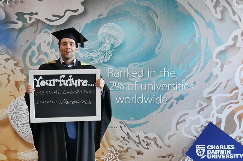 澳洲留學—達爾文大學