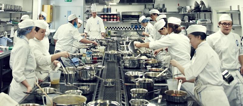 澳洲留學 澳洲藍帶廚藝學院 法式料理三級證書