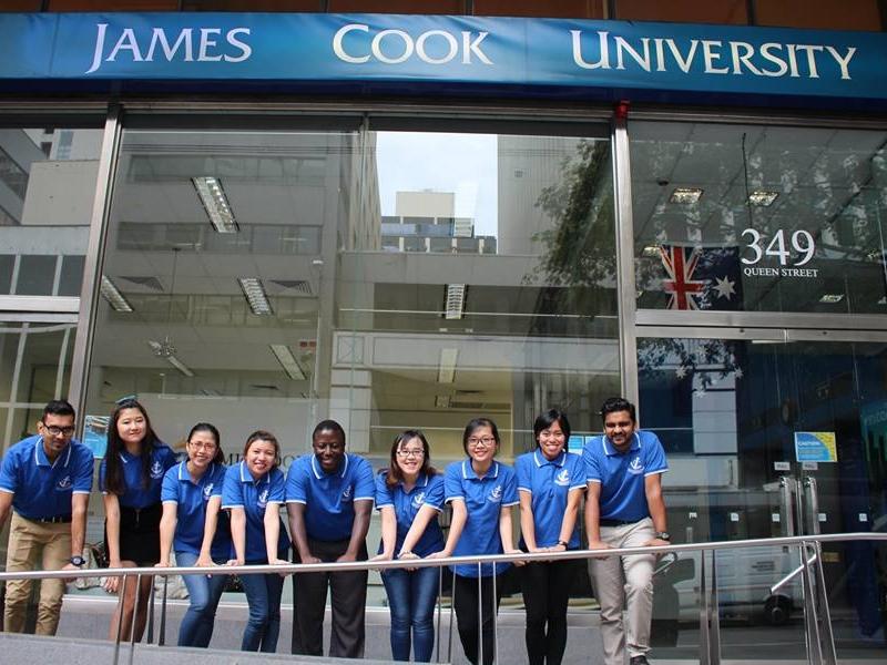 轉職讀澳洲會計碩士之五—詹姆士庫克大學布里斯本校區