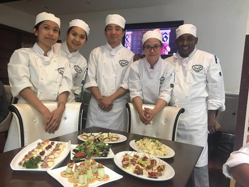 澳洲留學—廚藝證書文憑課程系列之三—墨爾本Australian Institute Technical Training