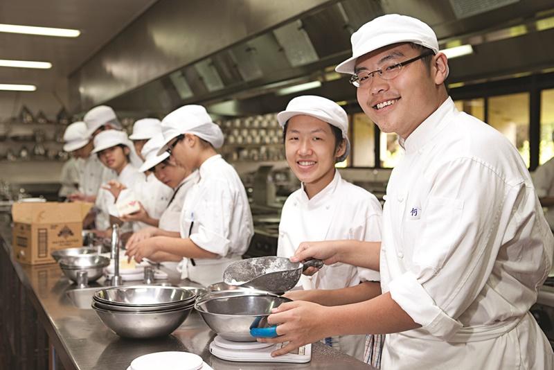 澳洲留學 昆士蘭TAFE 主題之四 餐飲管理