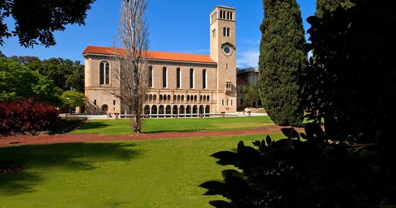 The University of Western Australia 西澳大學