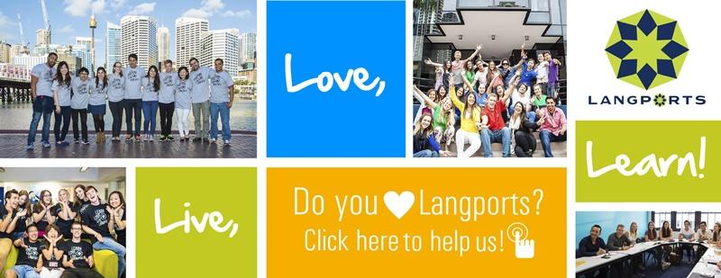 藍寶石英語學院 Langports English Language College