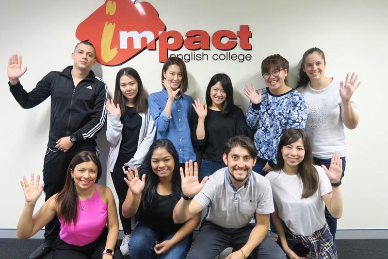 英沛英語學院 Impact English College