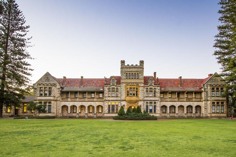 西澳大學附設語文中心 UWA-CELT