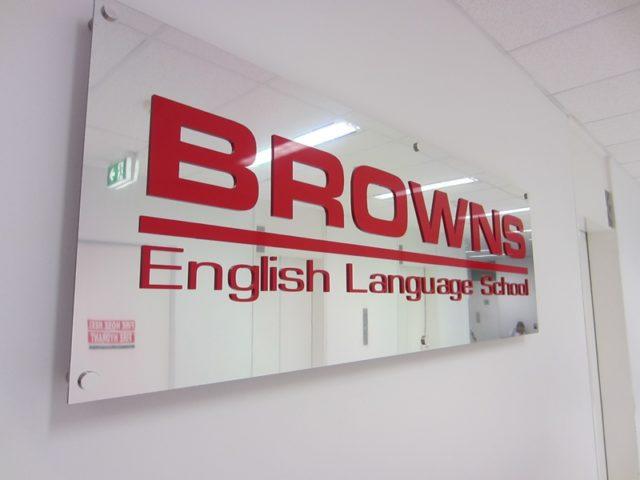 Browns English 布朗斯英語