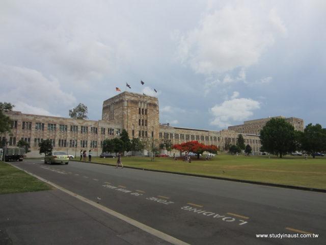 UQ 昆士蘭大學7