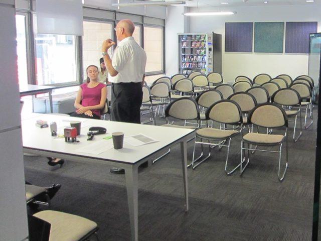澳洲遊學 SRI 羅素英語學院