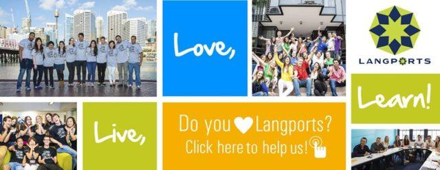 澳洲遊學 Langports