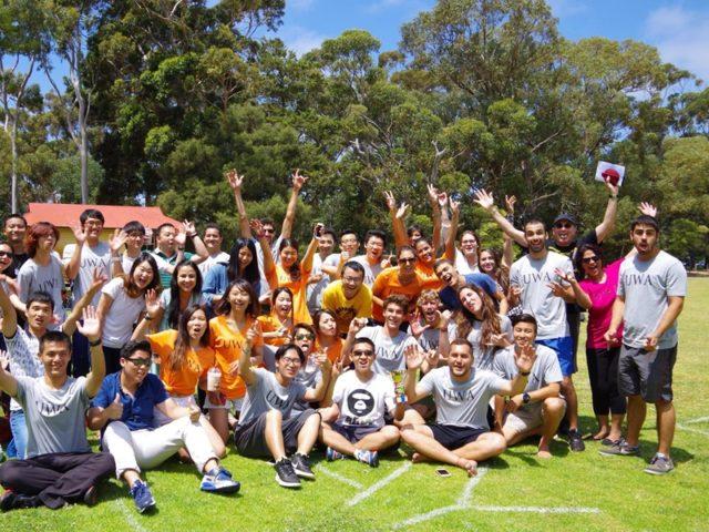 UWA CELT 西澳大學附設語文中心