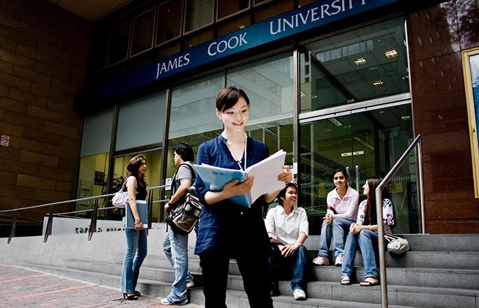 詹姆士庫克大學布里斯本分校