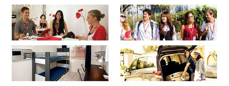 澳洲遊學優惠專案 YEC精選 就是愛充電  2個月課程+住宿台幣7萬3有找