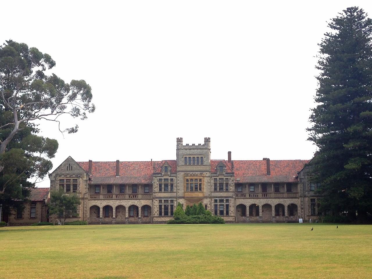 西澳大學附設語言中心學校代表見面會
